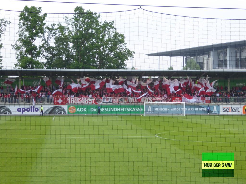 Regensburg Wolfsburg